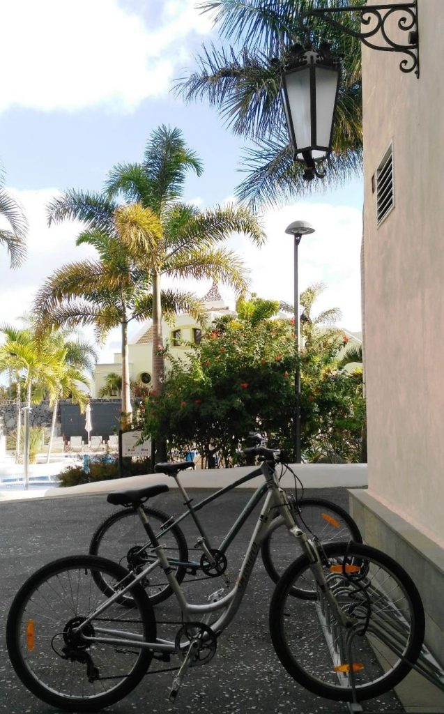 tenerife bicycle